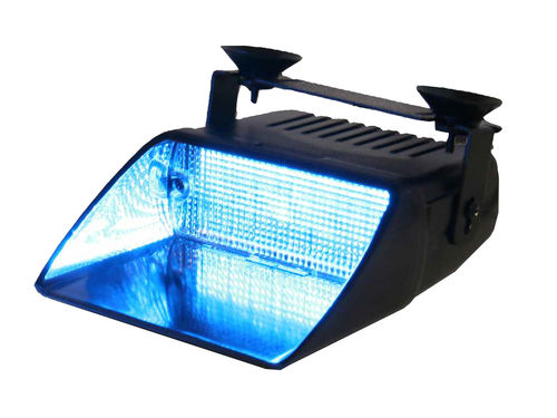 Rauwers LED Viper S2 single blau