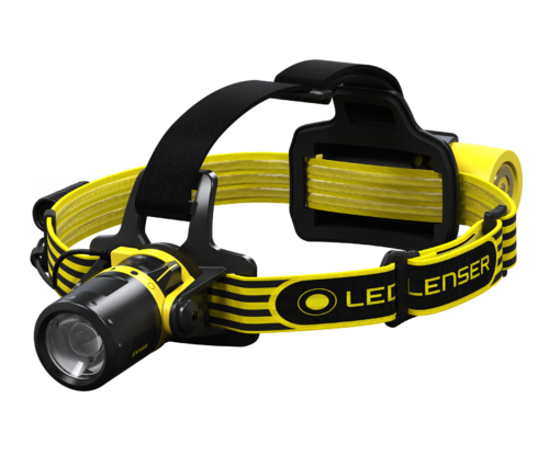 LED Lenser EXH8R Stirnlampe